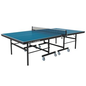 Kestävä Garlando Club Indoor on hyvä pingispöytä koulu- ja nuorisotilakäyttöön