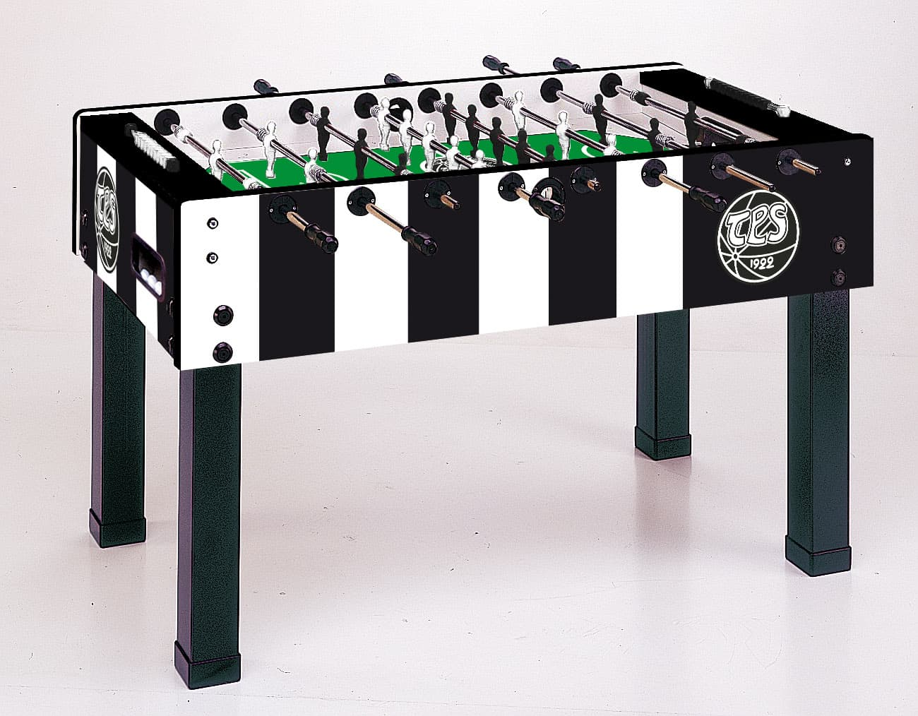 TPS pöytäjalkapallo - Virallinen antaa poikien pelata pöytä