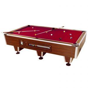 Kokillotoiminen Biljardipöytä Sardi Pool 9-jalkaa