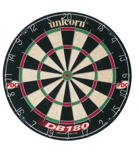 Darts-taulu Unicorn DB 180
