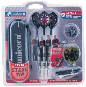 Unicorn GT215 Darts-tikkasarja