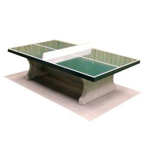 Betoninen Heblad pingispöytä