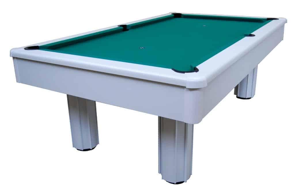 Biljardipöydän koko on yksi valintaperuste