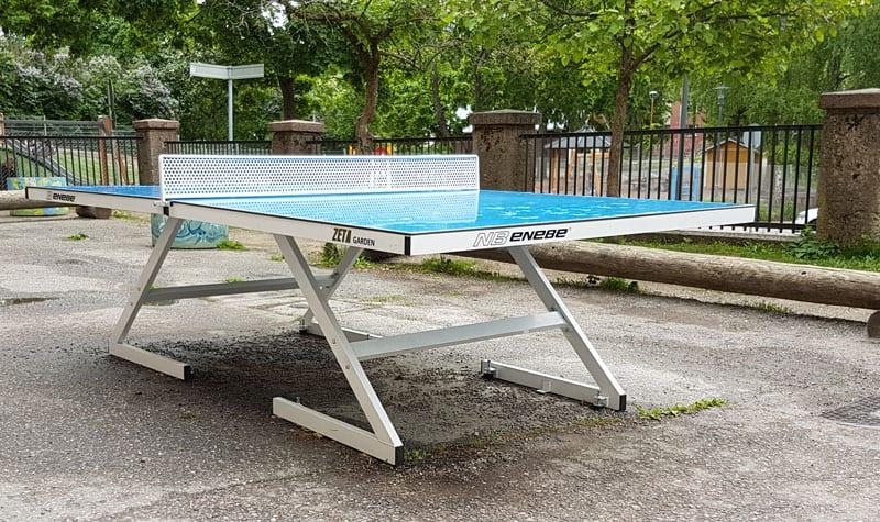 Pingispöytä ulkokäyttöön - hanki pöytä ulos