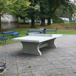 Betoninen pöytätennispöytä ulkokäyttöön Heblad